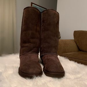 Ugg Classic Tall Boots (Chocolate)